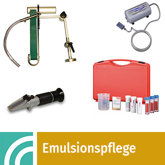 Emulsion protection products